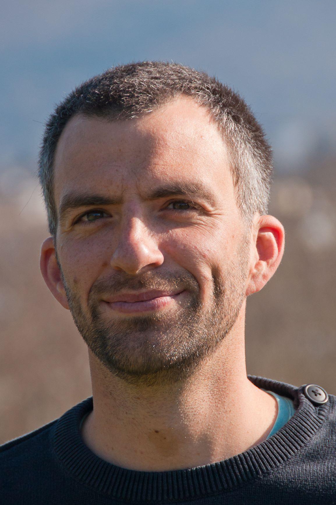 Matthieu Bellina Ingénieur Environnement